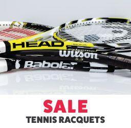 Sale Tennis Racquets