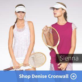 Denise Cronwall Sienna Tennis Activewear