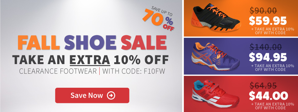 Fall Shoe Sale