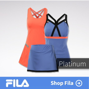 New Fila Platinum
