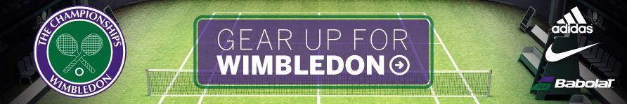 Wimbledon 2016 Player Gear