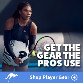 Australian Open Player Gear