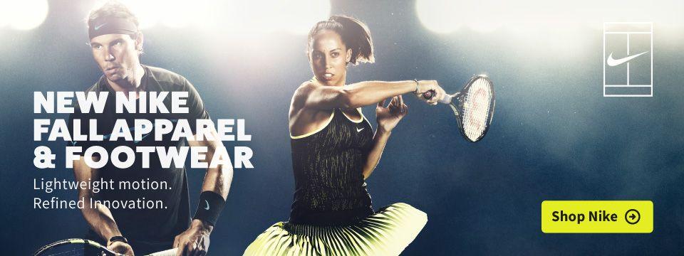 New Nike Fall Tennis Apparel