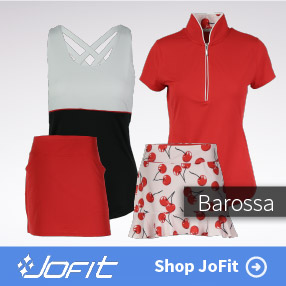 JoFit Barossa Women's Tennis Apparel