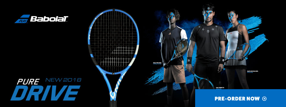 Pure Drive Tennis Racquets