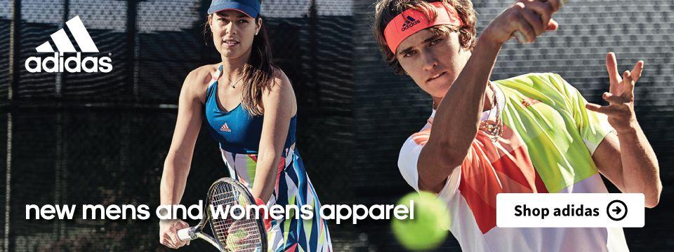 New Adidas Apparel