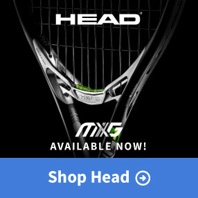 Head MXG Tennis Racquets