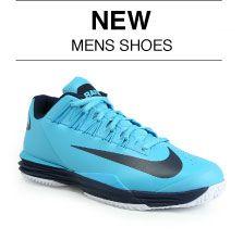 New Men's Tennis Shoes