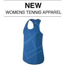New Women's Tennis Apparel