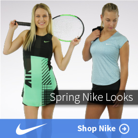 Spring 2017 Nike Women's Tennis Apparel