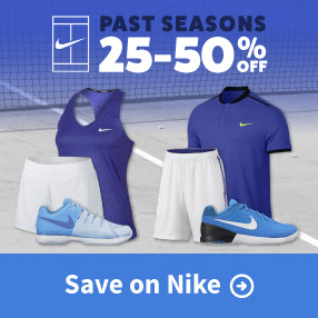 Sale Nike Tennis Apparel and Shoes