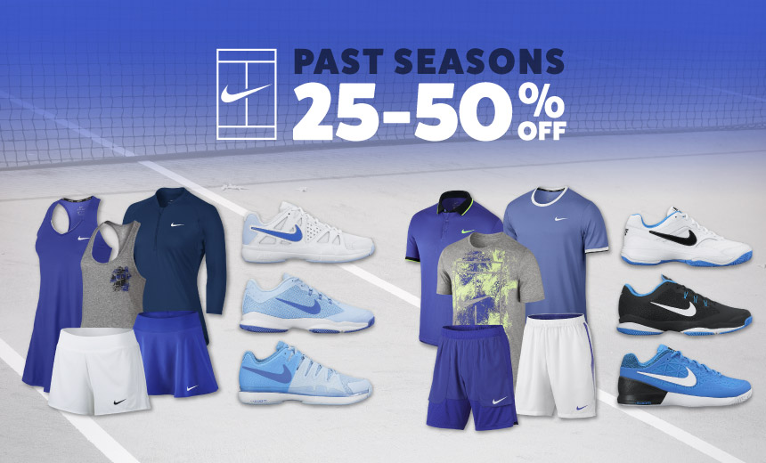Nike Sale Apparel and Tennis Shoes