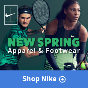 Nike Spring 2017 Tennis Apparel and Footwear