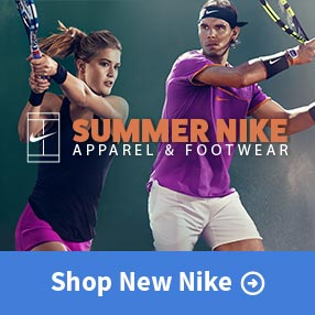 Nike Summer 2017 Tennis Apparel and Footwear