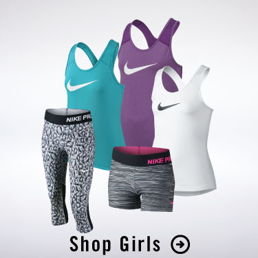 Nike Girls Sale