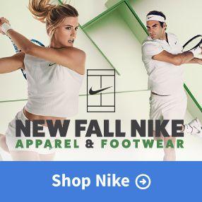 Nike Fall 2017 Tennis Apparel and Footwear