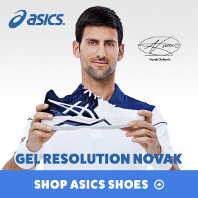 Novak Gel Resolution Tennis Shoe