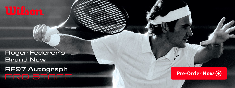 Wilson Roger Federer Pro Staff Preorder