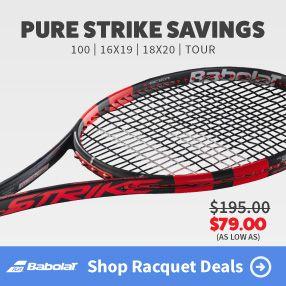 Tennis Racquet Specials