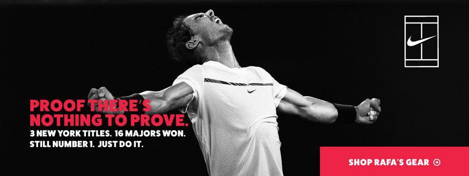 Rafa Nadal Tennis Store