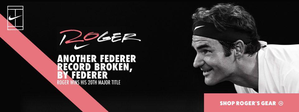 Roger Federer Tennis Store