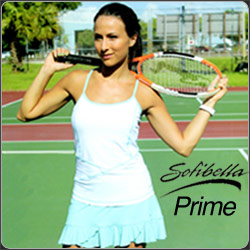 Sofibella Prime Women's Tennis Apparel