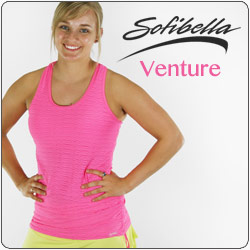 New Sofibella Women's Tennis apparel
