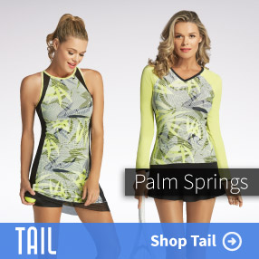 Tail Mirage Womens Tennis Apparel