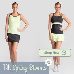 Shop Tail Spring Blooms