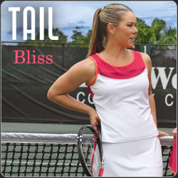 Shop Tail Bliss tennis apparel for Spring 2013