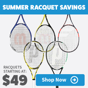 Summer Racquet Savings