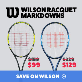 Wilson Sale Tennis Raquets