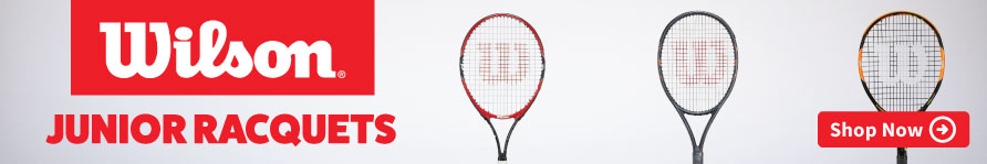 Wilson Junior Racquets