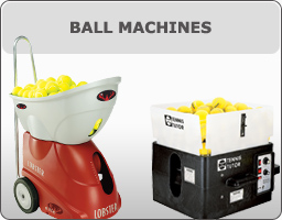 Tennis Ball Machines