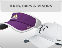 Tennis Hats, Caps & Visors