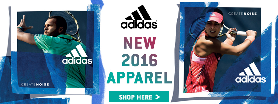 New adidas Apparel