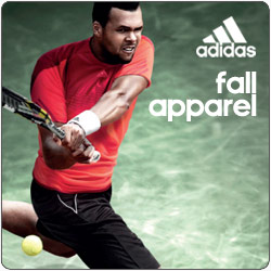 Shop New adidas Spring 2014 tennis apparel and Barricade 8 shoes!