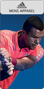 Men's adidas Tennis Apparel