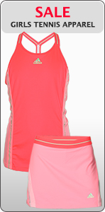 Girl's Sale Tennis Apparel