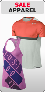 Sale Tennis Apparel