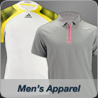 Men's Tennis Apparel