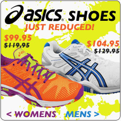 Asics Shoe Sale