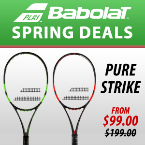 Babolat Pure Strike Deals