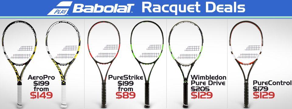 Babolat Racquet Deals