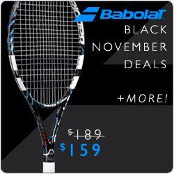 Babolat Black November Deals