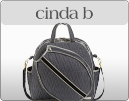 cinda b Tennis Bags
