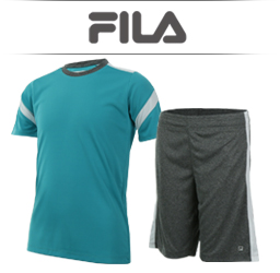 Boys Fila Tennis Apparel