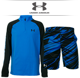 Boys Under Armour Tennis Apparel