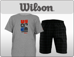 Boys Wilson Tennis Apparel