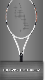 Boris Becker Tennis Racquets